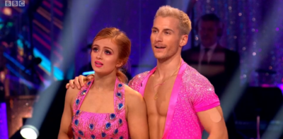 Maisie Smith on Strictly