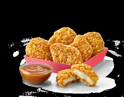 McDonald's katsu nuggets