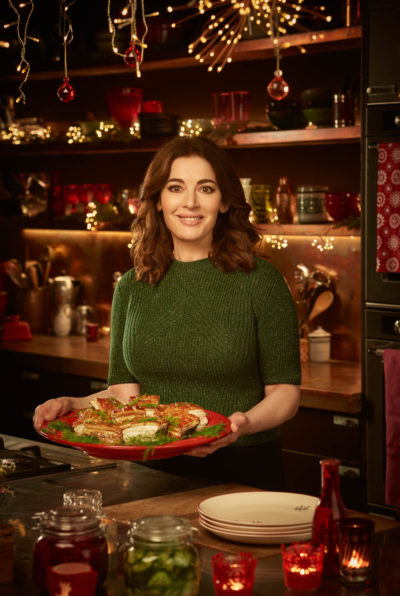 Nigella Lawson could be spending Christmas at home this year