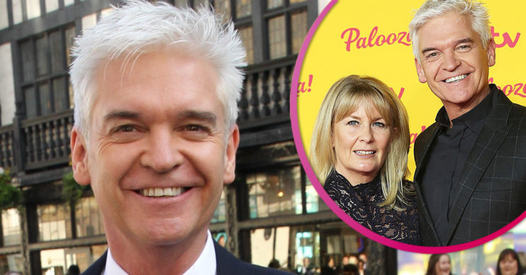 How will Phillip Schofield spend Christmas this year