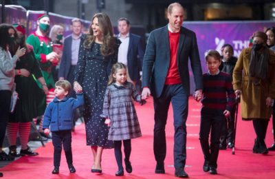 How will William and Kate spend Christmas