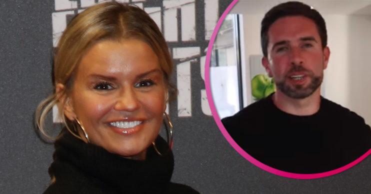 Kerry Katona talks wedding plans with Ryan Mahoney