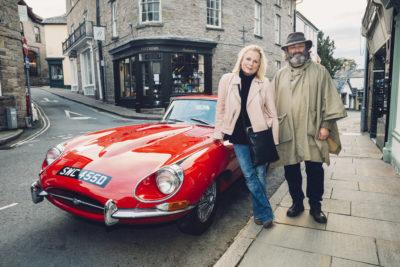 Jennifer Saunders in Memory Lane on ITV
