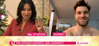 Ranvir Singh and Joel Dommett on Lorraine