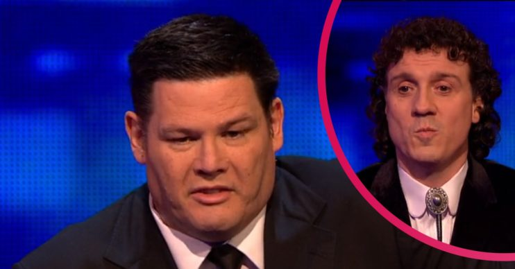 The Chase The Beast Mark Labbett and Darragh Ennis