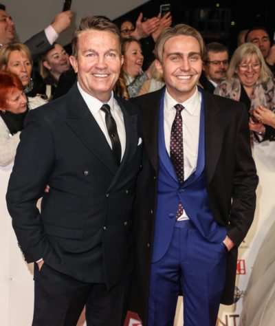 Bradley Walsh weight