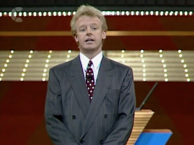 Les Dennis was a household name before birds of feather
