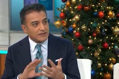 Adil Ray speaking about the Tier 4 loophole on GMB