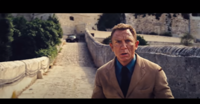 When is the next James Bond movie out?