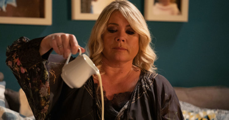 is Ian Beale dead after Sharon poisoned him?