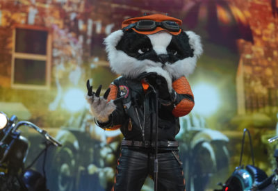 who is badger masked singer