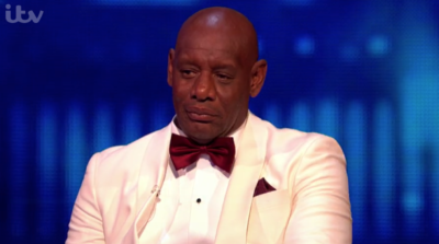 Shaun Wallace on The Chase Christmas special