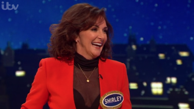 Shirley Ballas appeared on Family Fortunes and left viewers in hysterics with a racy joke