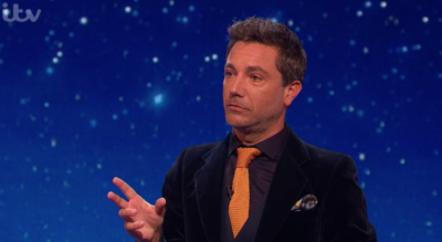 Gino D'Acampo on Family Fortunes