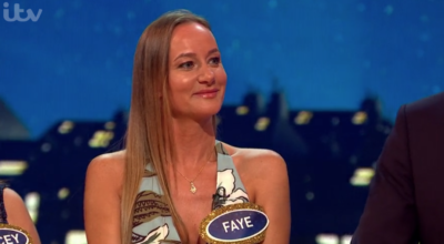 Shirley Ballas and her family appeared on Family Fortunes