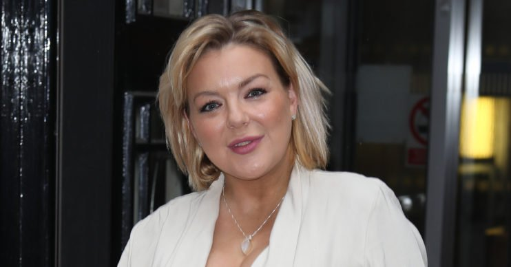 sheridan smith on motherhood and mental health