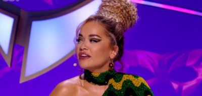 Rita Ora on The Masked Singer UK
