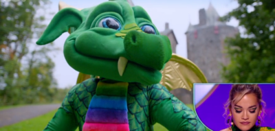 The Masked Singer Dragon