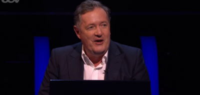 Piers Morgan on Who Wants to Be a Millionaire