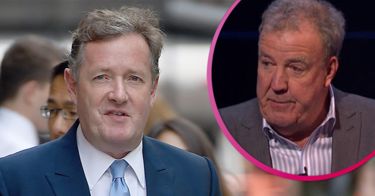 Piers Morgan and Jeremy Clarkson on Who Wants to Be a Millionaire?