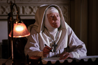 Diana Rigg appeared in her last TV role in Black Narcissus