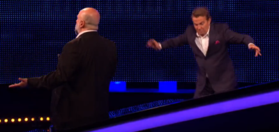 Bradley Walsh on The chase Bloopers