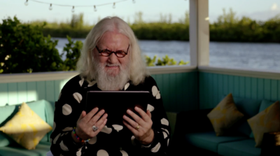 billy connolly on new itv documentary