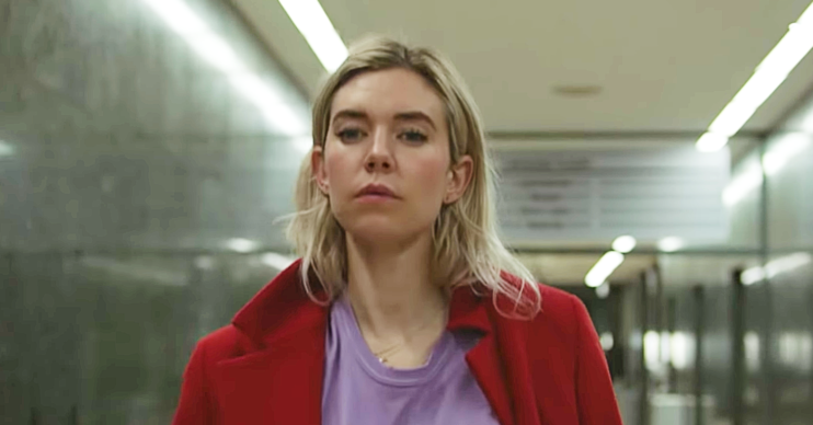 Vanessa Kirby stars in Pieces Of A Woman on Netflix