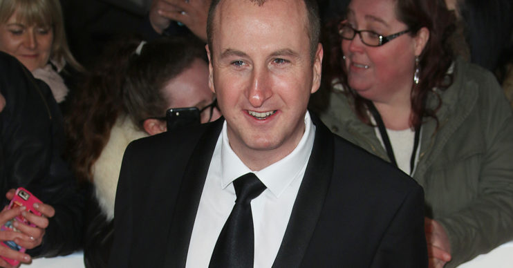 Coronation Street star Andy Whyment