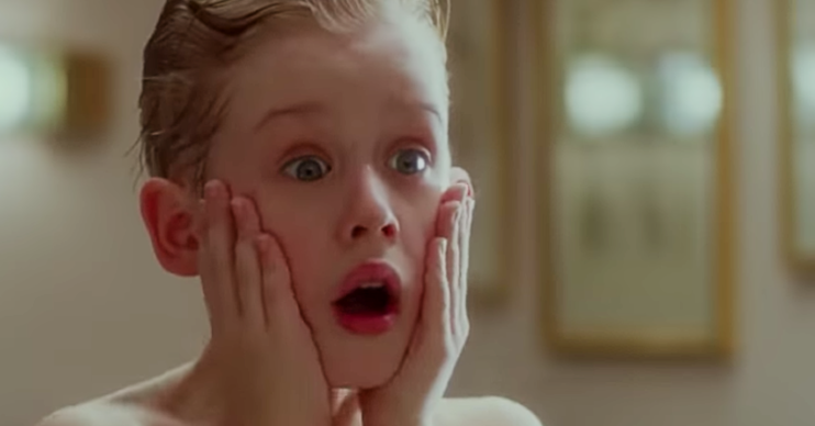 Macaulay Culkin stars in Home Alone