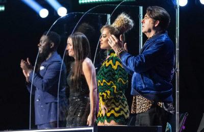masked singer judges
