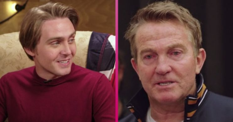 Bradley Walsh breaking down on Breaking Dad