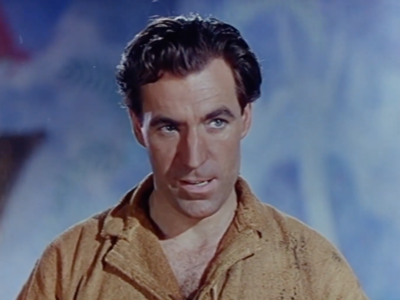 David Farrer played the original Mr Dean in Black Narcissus