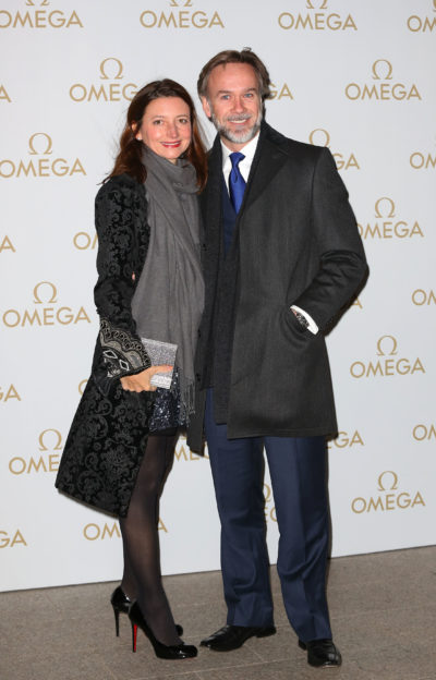 MasterChef The Professionals star Marcus Wareing and wife Jane