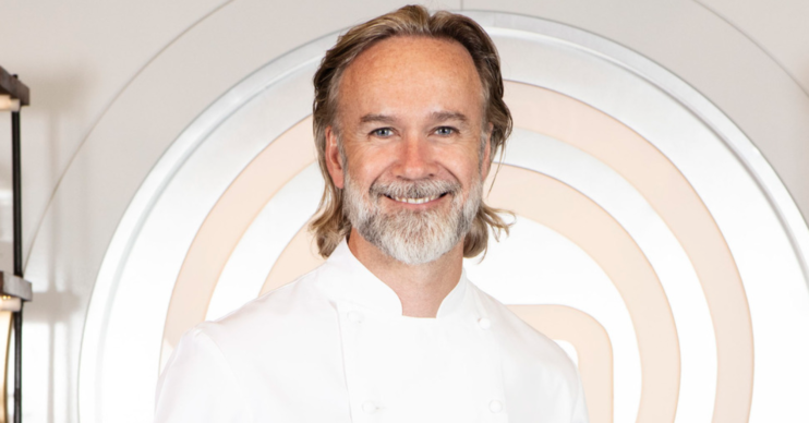 Marcus Wareing on Masterchef The Profesionals