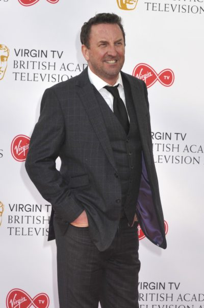 Lee Mack from Not Going Out