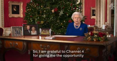 Queen 'deepfake' Christmas message