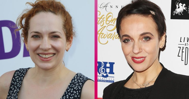 Pandemonium on BBC: Are Katherine Parkinson and Amanda Abbington related?