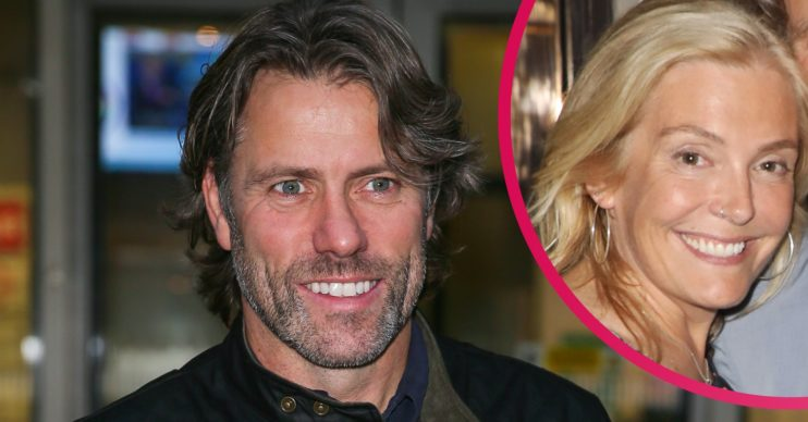 John Bishop and his wife have coronavirus
