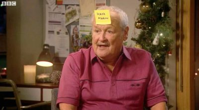 Bobby Ball in Not Going Out