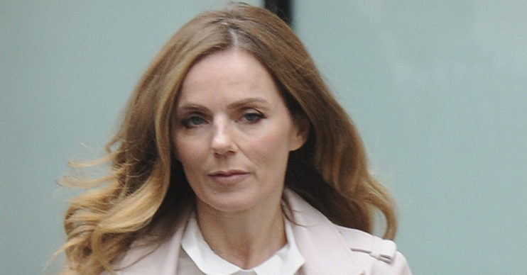 geri horner mourns loss of pet dog Daddy