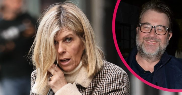 Kate Garraway husband latest