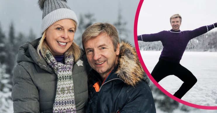 Torvill and Dean Dancing On Thin Ice