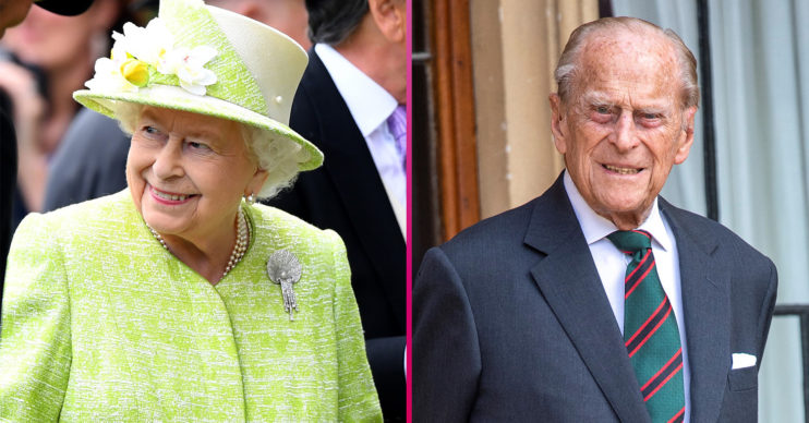 The Queen new year message Prince Philip