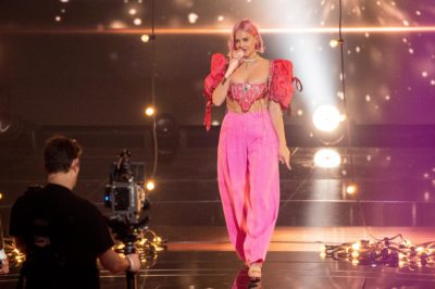 Anne-Marie of The Voice