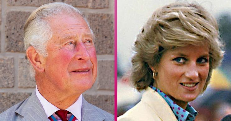 princess diana and prince charles the crown