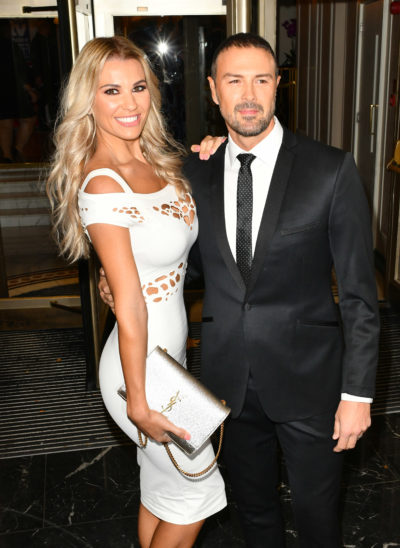 Paddy McGuinness is married to Christine