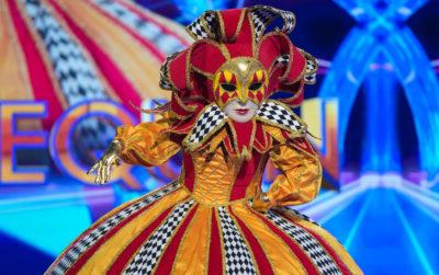 Masked Singer Harlequin
