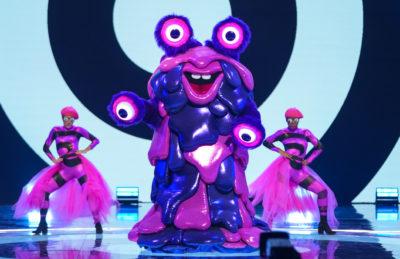 Masked Singer Blob
