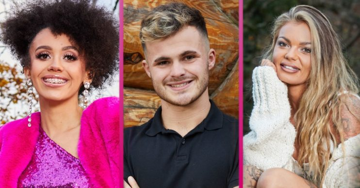 the cabins itv2 meet the contestants